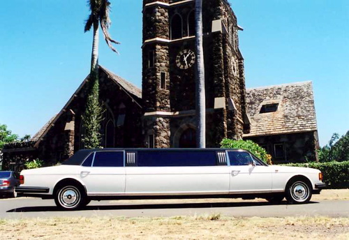 Rolls Silver spur 11